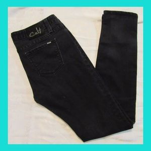 Cult Black Jeans
